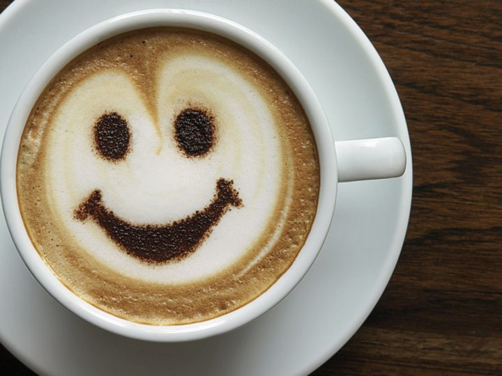 Can coffee damage your smile?